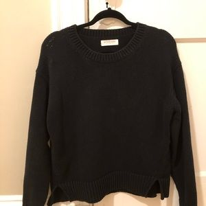 Everlane Soft Cotton Crew Sweater